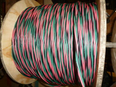 350 Ft 122 Wg Submersible Well Pump Wire Cable - Solid Copper Wire