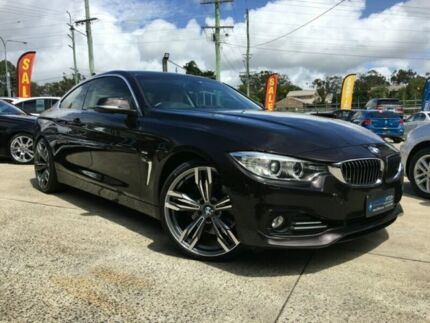 2013 BMW 428i F32 Luxury Line Sparkling Brown Semi Auto Coupe