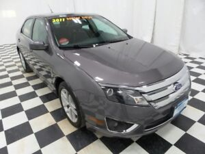 2011 Ford Fusion SEL - 3.0L V6 - Heated Leather Seats