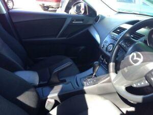 2011 Mazda 3 BL 10 Upgrade Neo Red 5 Speed Automatic Sedan