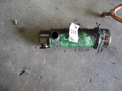 John Deere H Tractor Oil Bath Air Cleaner Tag 114