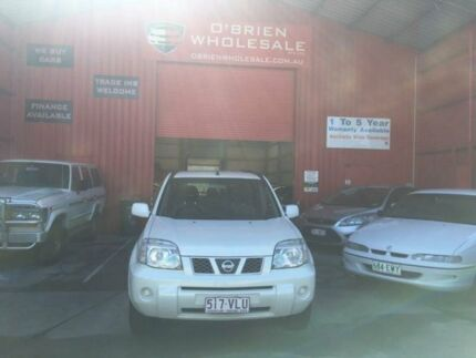 2004 Nissan X-Trail T30 II ST White Manual Wagon Clontarf Redcliffe Area Preview