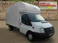 2012 FORD TRANSIT LUTON 350 LWB EF 125ps [DRW] Tail Lift