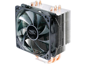 DEEPCOOL GAMMAXX 400-CPU Cooler 4 Heatpipes 120mm