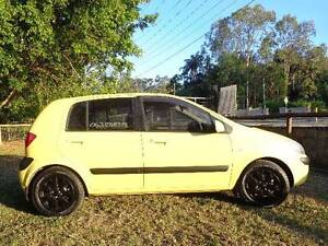 2007 Hyundai Getz Hatchback 4cyl AUTOMATIC only 120,000klm Goodna Ipswich City Preview