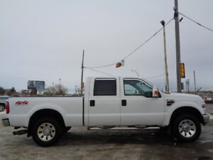 2008 FORD-250SD  XLT-6.4L 8CYL DIESEL-ONE OWNER-NO ACCIDENT