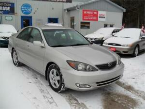 2004 Toyota Camry SE|1 OWNER|NO ACCIDENTS|ONLY 109K
