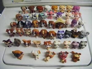 LITTLEST PET SHOP-DOGS & CATS...$4 EACH Silkstone Ipswich City Preview