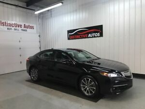 2015 Acura TLX V6 Elite All Wheel Drive NAVIGATION/LEATHER/B.CAM