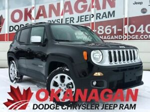 2018 Jeep Renegade | Limited | 4X4 |