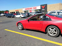 Nissan 300ZX 91, RWD, Manuel, T-Top, 2+0 LHD (2 places)