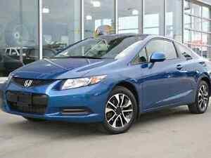 2013 Honda Civic, Bluetooth, Sunroof, Heated Seats