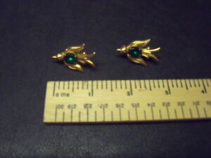 Vintage Coro Bird Brooches