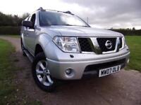 Nissan Navara 2.5dCi Outlaw Low Mileage