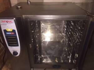 rational combi oven 20 tray