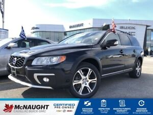 2014 Volvo XC70 T6 AWD | Turbocharged I-6 w/300 HP |  Heated Sea