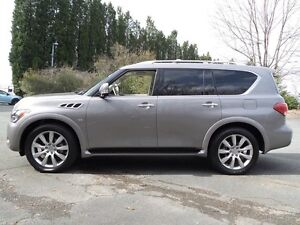 2014 Infiniti QX80 Tech/ Fully Loaded SUV, Crossover