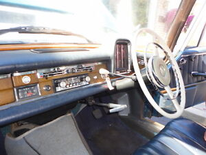 220S 1964 right hand drive