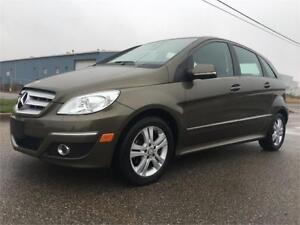 2009 Mercedes-Benz B-Class Luxury Edition with Panoramic Roof