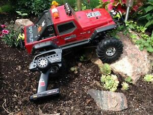 HPI Crawler King with Jeep body