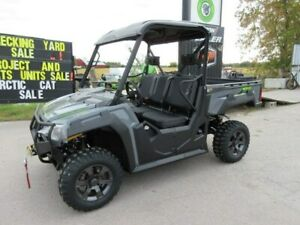 2020 ARCTIC CAT PROWLER PRO EPS JUST ARRIVED, NICELY EQUIPPED!