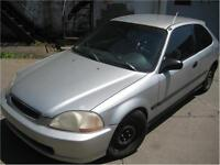 1998 HONDA CIVIC / $700 CARSRTOYS AT 514-484-8181