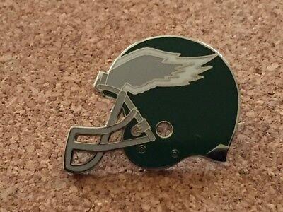 NFL NFC PHILADELPHIA EAGLES HELMET LAPEL PIN SUPER BOWL LII FOOTBALL CHAMPIONS -