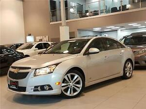2013 Chevrolet Cruze LT-RS-AUTOMATIC-NAVIGATION-LEATHER-SUNROOF-