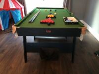 Snooker table - great gift!! £60 ono