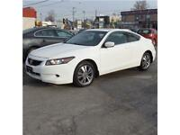 2010 HONDA ACCORD EX COUPE CLEAN CARPROOF A/C DOUBLE/TOIT +++