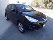 2012 Hyundai ix35 LM2 Active Black 6 Speed Sports Automatic Wagon Yarrawonga Moira Area Preview