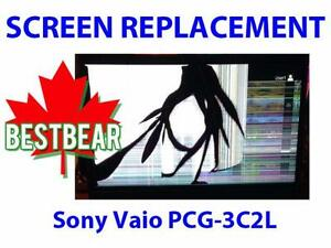 Screen Replacment for Sony Vaio PCG-3C2L Series Laptop