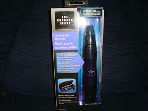 """THE SHARPER IMAGE NOSE&EAR TRIMMER """"""""NEW"""" West Island Greater Montréal image 8"""