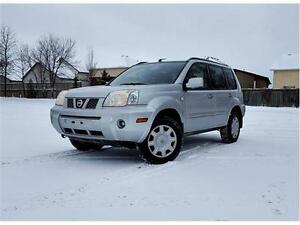 2005 Nissan X-Trail XE All Wheel Drive *Local MB Vehicle*
