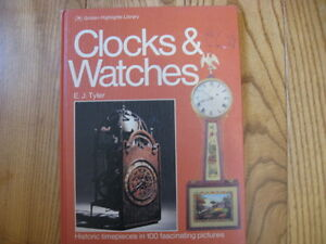 Clocks and Watches book