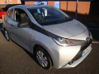 64 TOYOTA AYGO VVT-I X 3 DOOR HATCHBACK *TAX EXEMPT*
