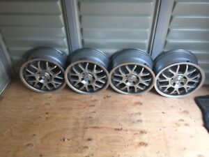 "15"" ALLOYS WITH TPMS SENSORS-VERY GOOD CONDITION"