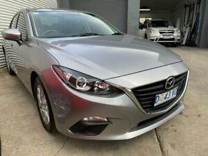 2014 Mazda 3 BM5278 Neo SKYACTIV-Drive Grey 6 Speed Sports Automatic Sedan North Hobart Hobart City Preview
