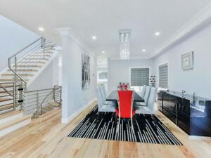 Spectacular European Design Modern 3000 Sq Ft Custom Home!!!