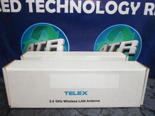Telex 2415AB 2.4GHz Wireless LAN Antenna 801597           LOT OF 2