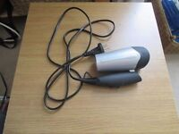 MINI FOLDABLE HAIR DRYER to pick up - PERFECT CONDITION. REASON: moving out of UK