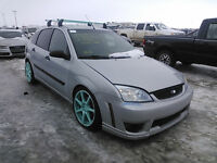 ford focus zx5 2006 parts or hole car