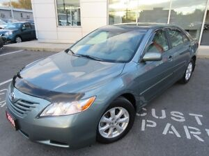 2009 TOYOTA CAMRY LE LEATHER H-SEATS S-ROOF ALLOYS