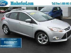 2013 Ford Focus SE 4dr FWD Hatchback