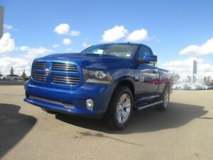 2016 RAM 1500 SPORT 4X4, Remote Keyless Entry,  Heated Front Se