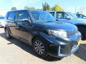 2010 Toyota Rukus AZE151R Build 2 Hatch Black 4 Speed Sports Automatic Wagon Minchinbury Blacktown Area Preview