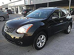 2010 Nissan Rogue SL-AWD -LEATHER SUNROOF