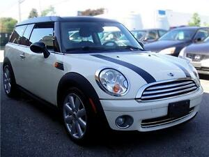 2008 MINI CLUBMAN MINT CONDITION,FULLY LOADED,PANO ROOF