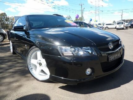 2004 Holden Commodore VZ SV6 6 Speed Manual Sedan North St Marys Penrith Area Preview