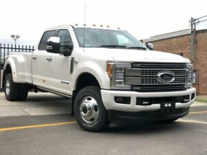 2019 Ford F350 Super Duty Platinum Platinum White 6 Speed Utility Fairlight Manly Area Preview